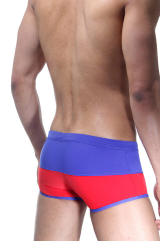 Swim Trunks Icebergs by BWET Swimwear