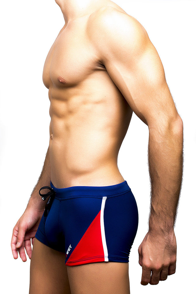 City Style Men's Swimwear - Swim Trunks Agua by BWET Swimwear, SWIMWEAR, BWET SWIMWEAR - BWET Swimwear
