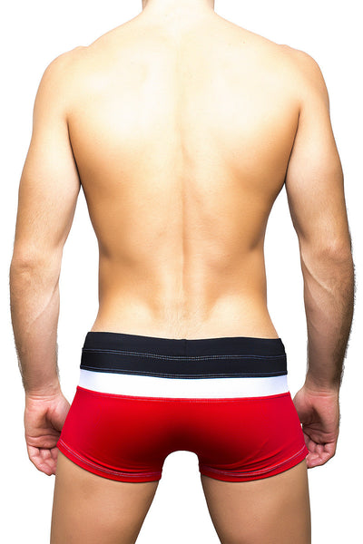 City Style Men's Swimwear - Swim Trunks Rooftop by BWET Swimwear, SWIMWEAR, BWET SWIMWEAR - BWET Swimwear