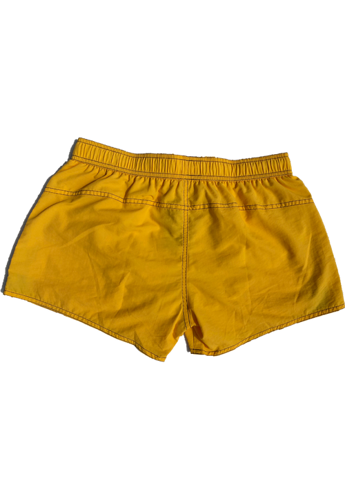 "Quick dry UV protection Perfect fit Yellow Beach Shorts ""ATMOSPHERE"" Side pockets"