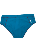 "Quick dry UV protection Perfect fit Navy Beach Briefs ""TUSKANY"""