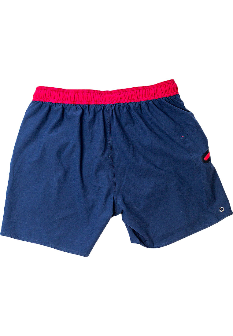 "Eco-Friendly Quick dry UV protection Perfect fit Beach Shorts ""OZONE"" Right pocket with zipper Left pocket"