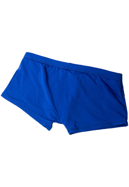 "Quick dry UV protection Perfect fit Navy Beach Trunks ""Brighton"""