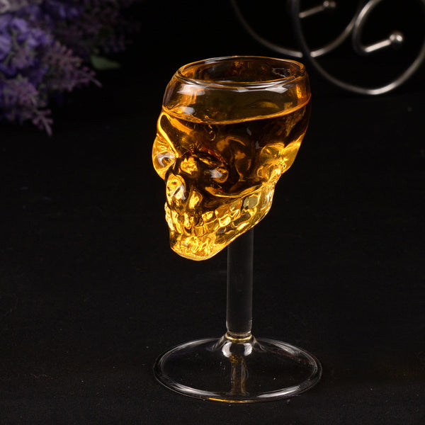 Badass Skull Glass