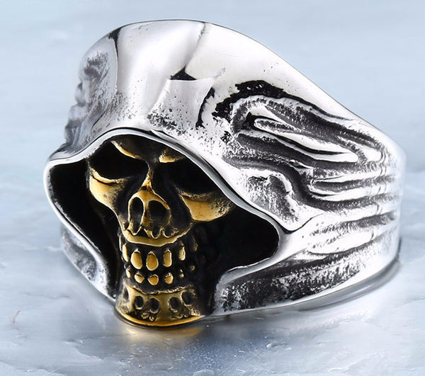 Fright Skull Ring