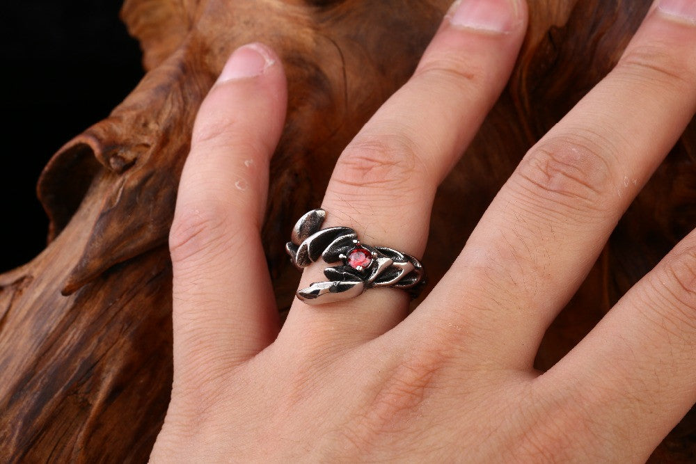 Badass Brand New Scorpion Ring
