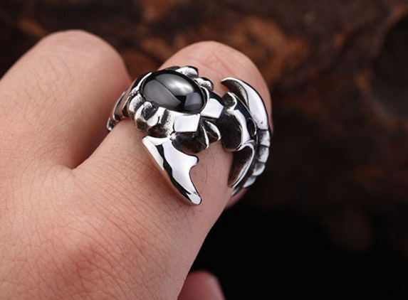 Awesome Scorpion Ring