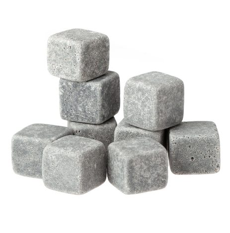 9pcs Granite Ice Stone - 3 colors available