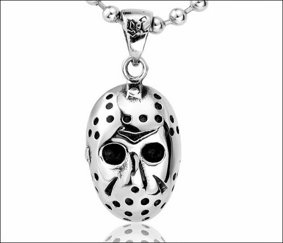 HOT SALE - Jason (Black Friday) BADASS Necklace