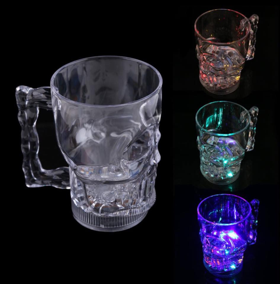 LED Glowing Mug