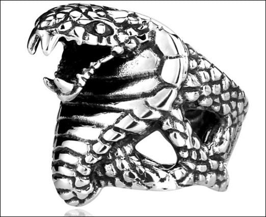 Free Badass Cobra Ring
