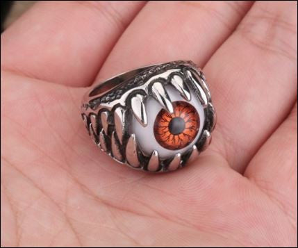 Badass Eye Ring