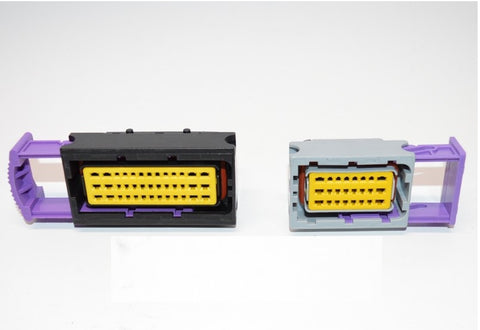 EMU Black ECu plug set