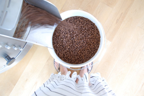 How A Specialty Coffee Roaster Chooses Their Beans. Part 1/3