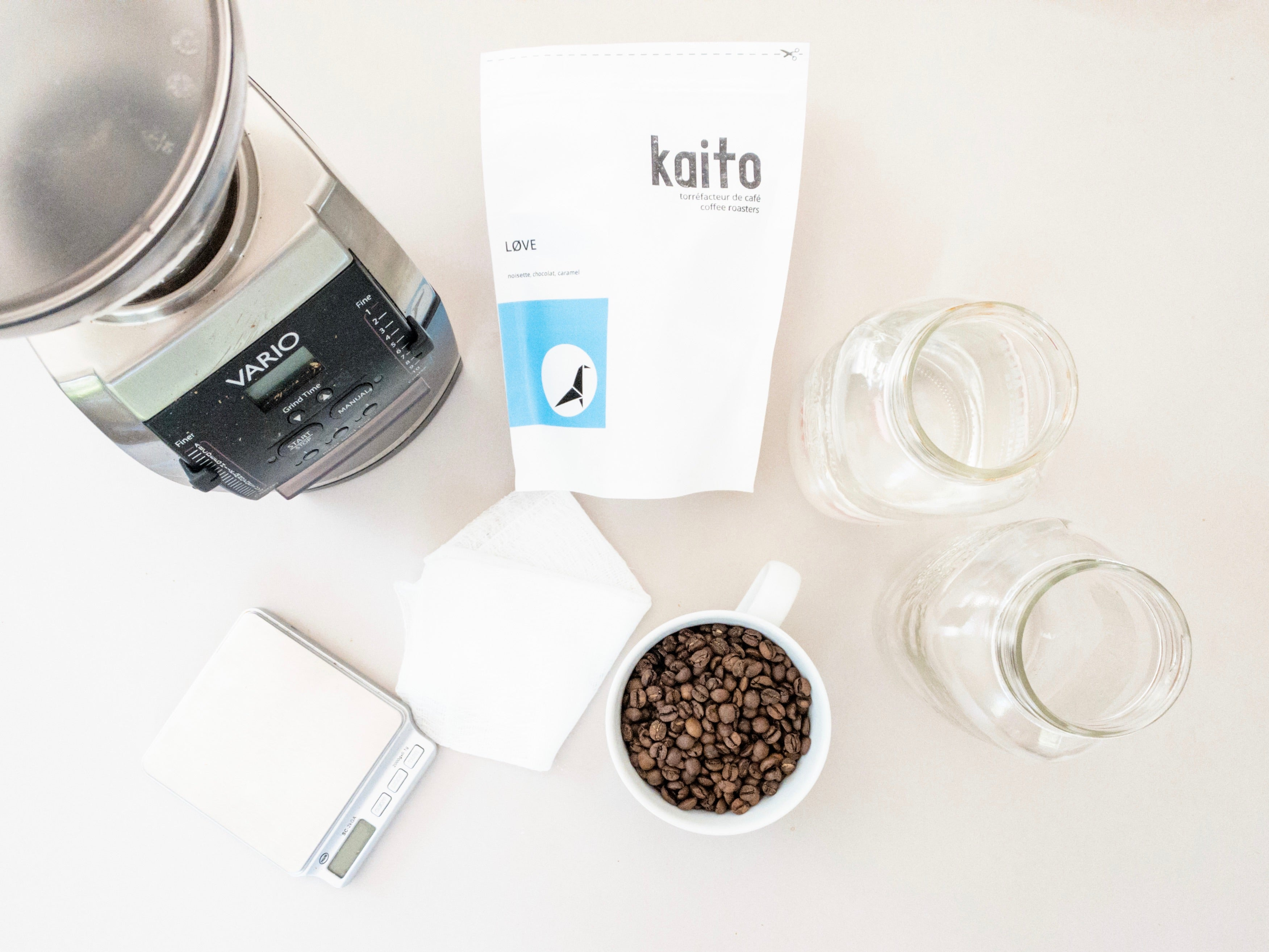 Make Your Own Cold Brew Coffee | Kaito Coffee Blog