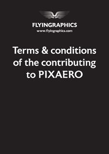 PIXAERO Terms and Conditions