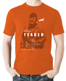 Chuck Yeager-flyingraphics-tshirt