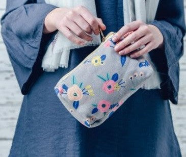Harper make-up bag by Hazel & Pip