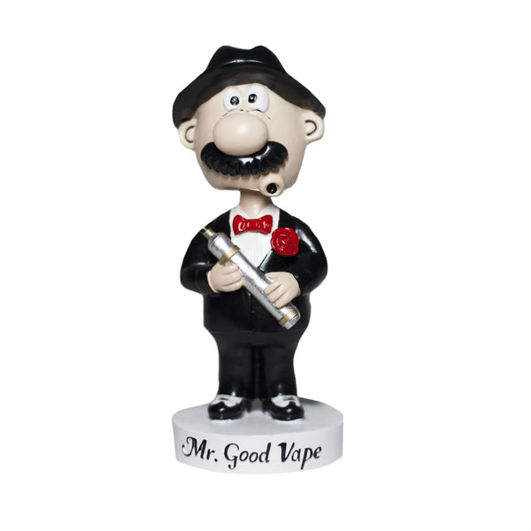 Mr. Good Vape Bobble Head