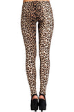 On The Prowl Leopard Print Leggings