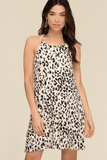 Marley Leopard Print Dress