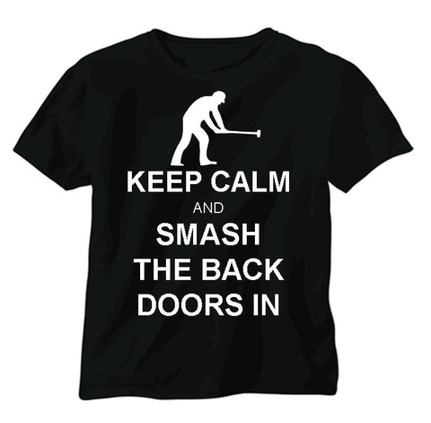 Back Doors T-shirt