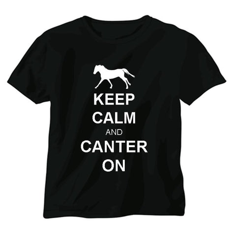 Canter On T-shirt