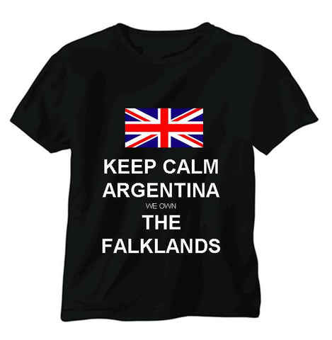 Falklands T-shirt