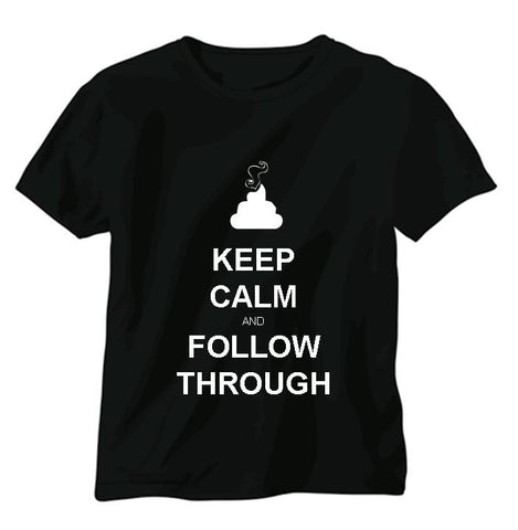 Follow Through T-shirt