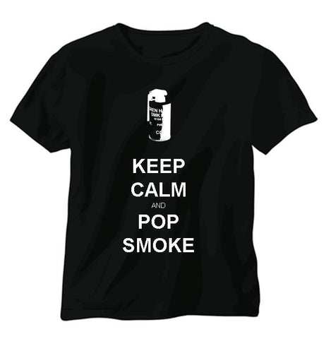 Keep Calm and Pop Smoke T-shirt