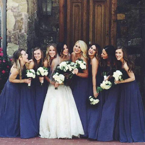 Bridesmaids Group Picture