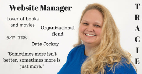 Website Manager Tracie
