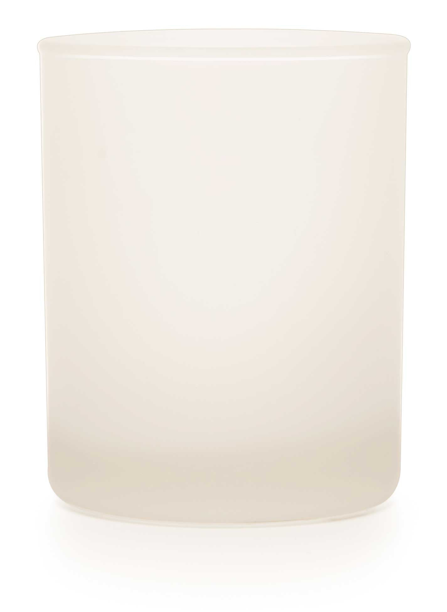 Frosted Tumbler (Unprinted Case of 6) - WeddingCandles.com