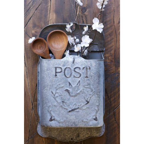 Metal Post Box - Gin Creek Kitchen  - 1