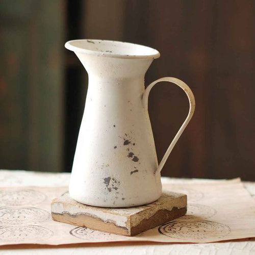 Perfect Pitcher, Antique White