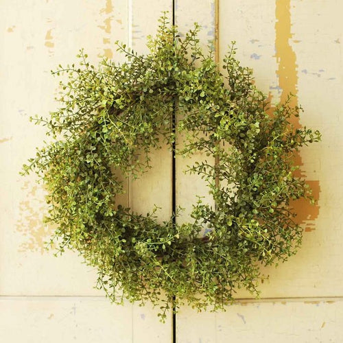 Large Baby Grass Wreath