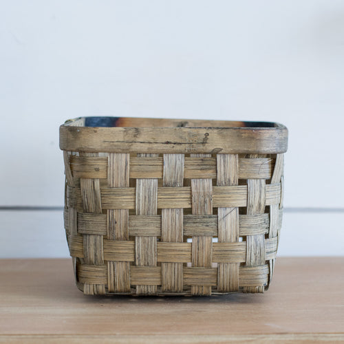 Woven Berry Basket