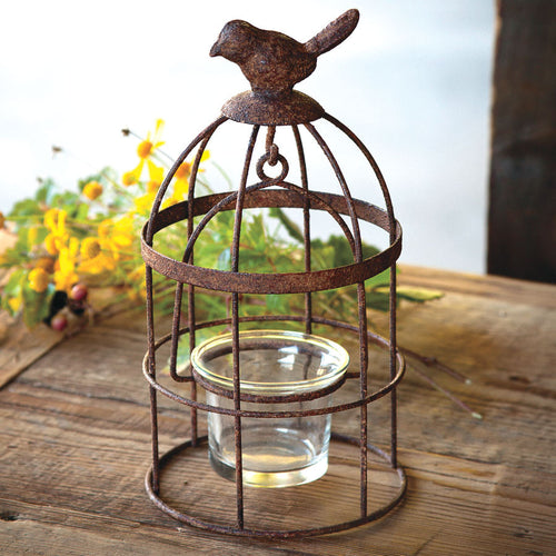 Bird Cage Votive - Gin Creek Kitchen  - 1