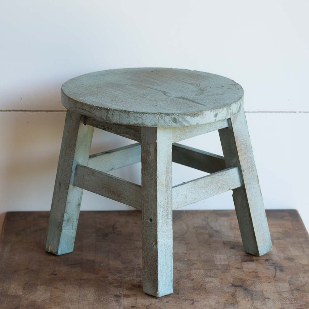 Antique Style Milking Stool – Gin Creek Kitchen