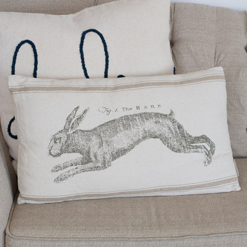 The Hare Pillow