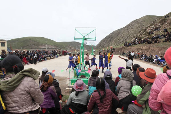 More Than a Game: The NBA in Tibet
