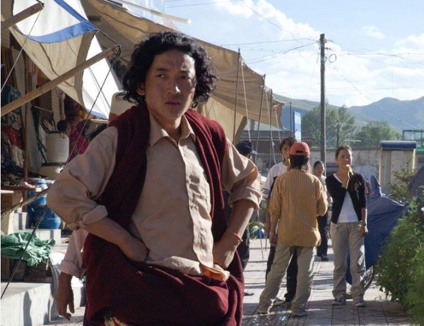 From Pasture to Street; Men's Wear in Tibet