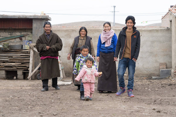 Norlha and New Opportunities for Rural Women in a Tibetan Area