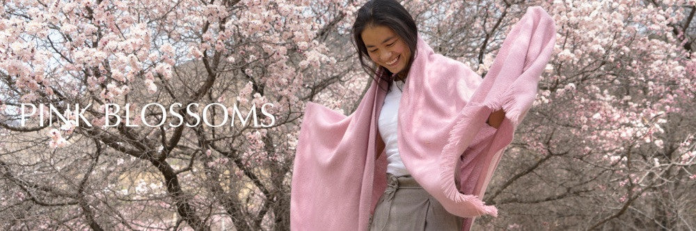 Norlha Lookbooks: Inspiration Gallery - Pink Blossoms