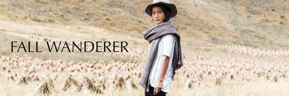 Norlha Lookbooks: Style Guide - Fall Wanderer