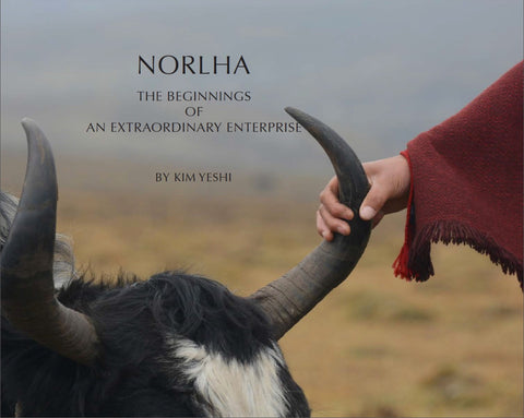 Norlha the Beginnings of an Extraordinary Enterprise Book