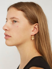 PERLA BY EENVOUD DOLLY EARRING