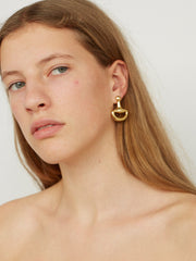 PERLA BY EENVOUD HARRY HORSE EARRING