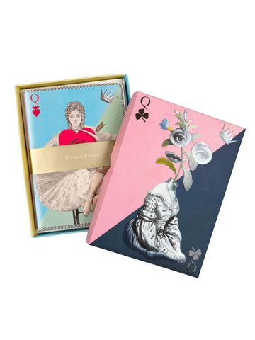 CHRISTIAN LACROIX NOTE CARD SET