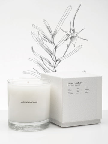 MAISON LOUIS MARIE SCENTED CANDLE ABOUKIR